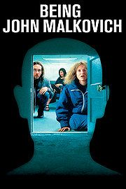 Being John Malkovich.  Wow.  Charlie Kaufman knocks it out of the ballpark again.  This movie explores a lot of complicated issues.  I can't think of anything else like it.
