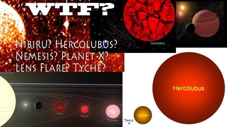 WTF IS THAT? Wormwood Planet X Red Kachina Nibiru Tyche Nemesis Hercolub...