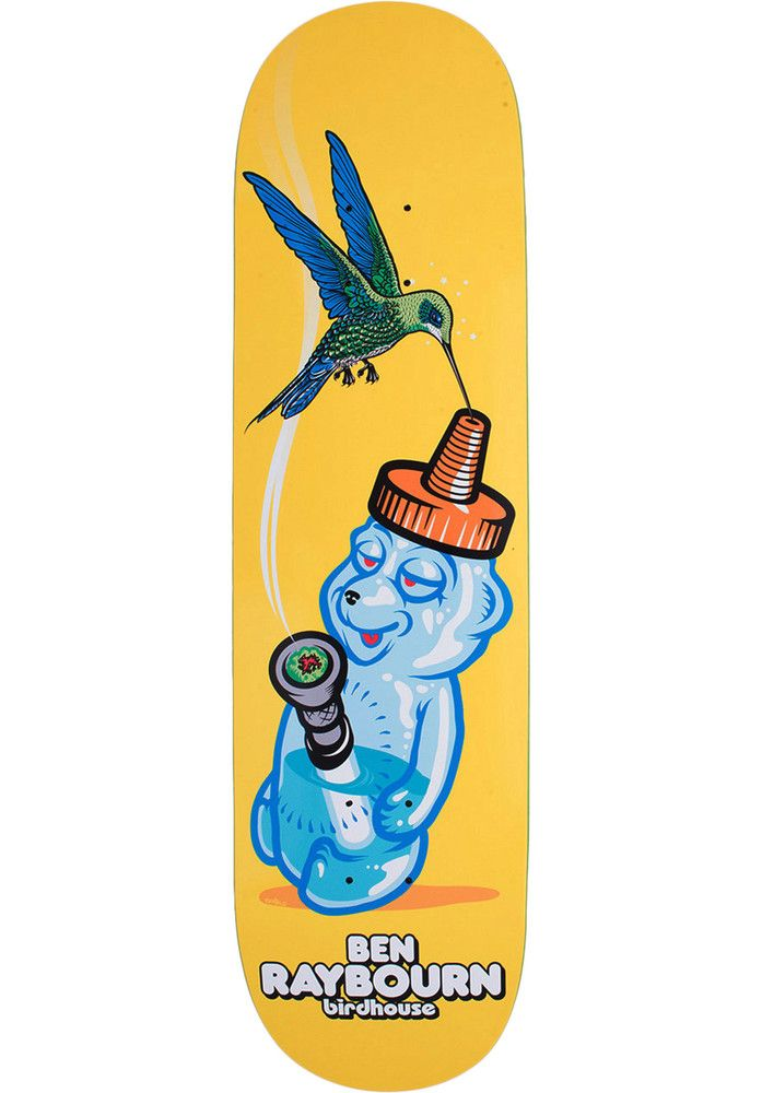 Birdhouse Reybourn-Fowl - titus-shop.com  #Deck #Skateboard #titus #titusskateshop
