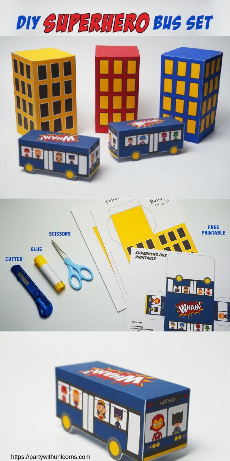 free superhero printables superhero activities for kids kids rh pinterest com