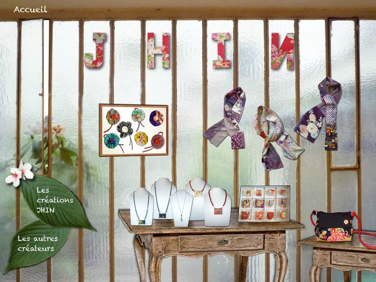 Boutique de bijoux > www.benedictebruel.fr/jhin