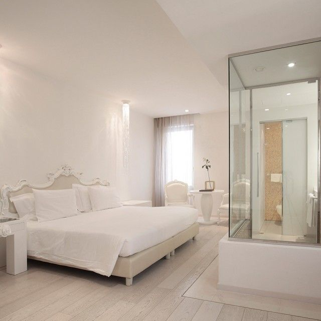 Addict Abroad: it's all white at the Boscolo Exedra, Nice #addictabroad