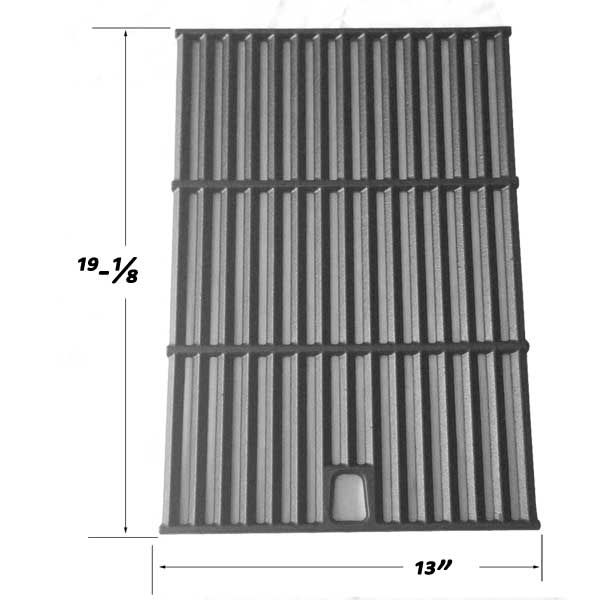 CAST IRON COOKING GRIDS FOR PERMASTEEL CGPG50400S, BRINKMANN 2200, CHARBROIL, GRILL MATE, SAMS, TURBO GAS GRILL MODELS Fits Compatible Permasteel Models : PG-50400-S, PG-50400S, PG-50401-S, PG-50401S Permasteel, PG-50404-SOL, PG-50410-S, PG-50410-SOLB, PG-50506-SRLA, PG-50506-SRLSC