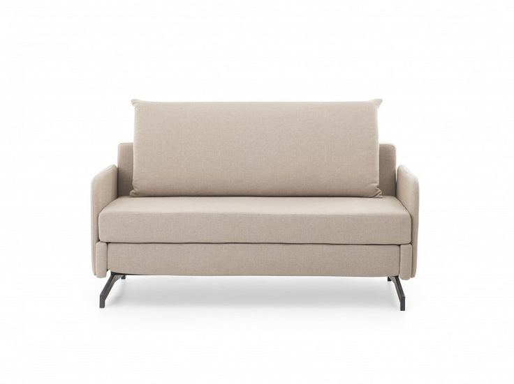 A functional loveseat and a sofa bed in one – a reclining sleeping couch BELFAST in a calming beige colour. Check Beliani UK for more design inspirations www.beliani.co.uk! #beliani #moderninteriorsdesign #sofabeds #sofa #bedroom #livingroomideas #couch #sofabed
