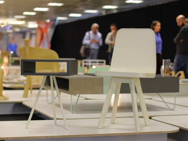 Exhibits showcased during Furnidec Business Athens Interior Show