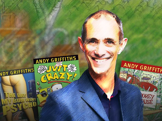 Meet Andy Griffiths