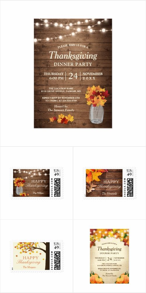 company christmas party invitation templates%0A Customize these Autumn Festival Thanksgiving Invitations to invite your  friends and family to your Thanksgiving dinner