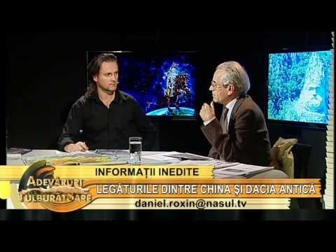 Legăturile dintre Dacia și China antică - cu Mihai Popescu - Adevăruri tulburătoare 26.10.2012