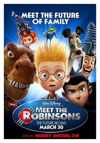Meet the Robinsons part 12: Baby http://www.examiner.com/article/meet-the-robinsons-part-12-baby examines the final anomalies as Lewis sees his mother, returns to his life, and helps Goob make the catch.