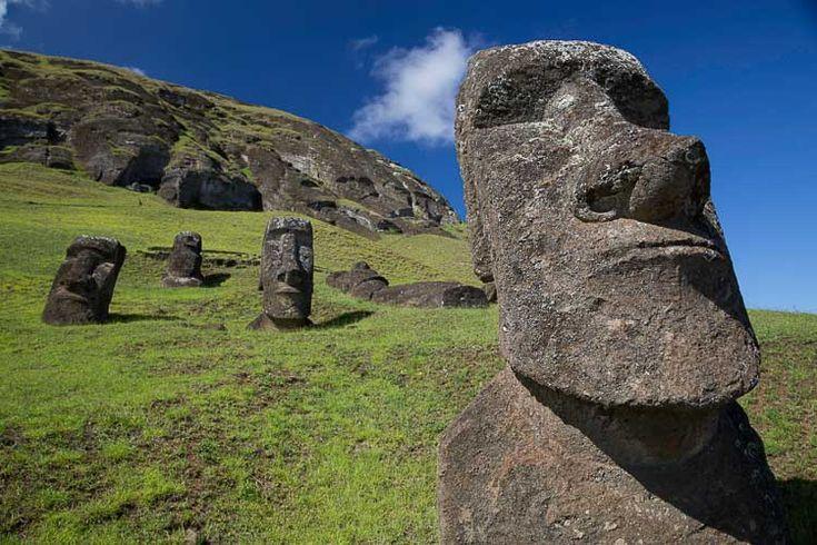 Moai Ancient Art