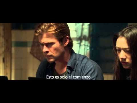 HACKER - AMENAZA EN LA RED (Blackhat) - Trailer oficial subtitulado HD - YouTube