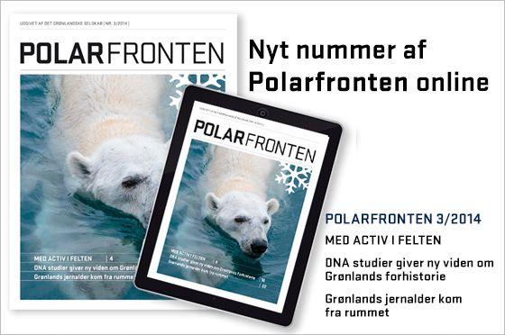 Polarfronten – Nyheder fra polarforskningen