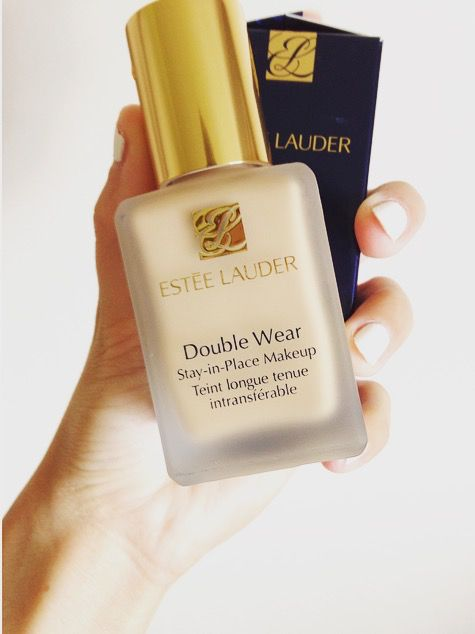 Need this foundation for the wedding!!  Estee Lauder Double Wear.
