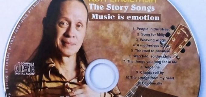 CliXzz Deals | Deal - CD Album Ron Lindeman The Story Songs