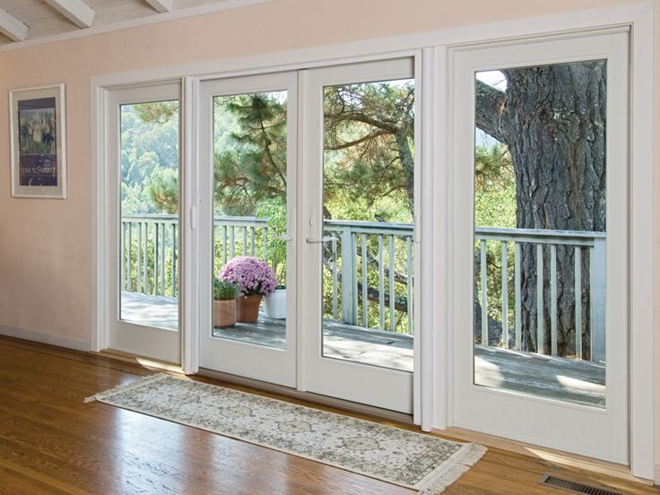 Replacing French Doors Patio