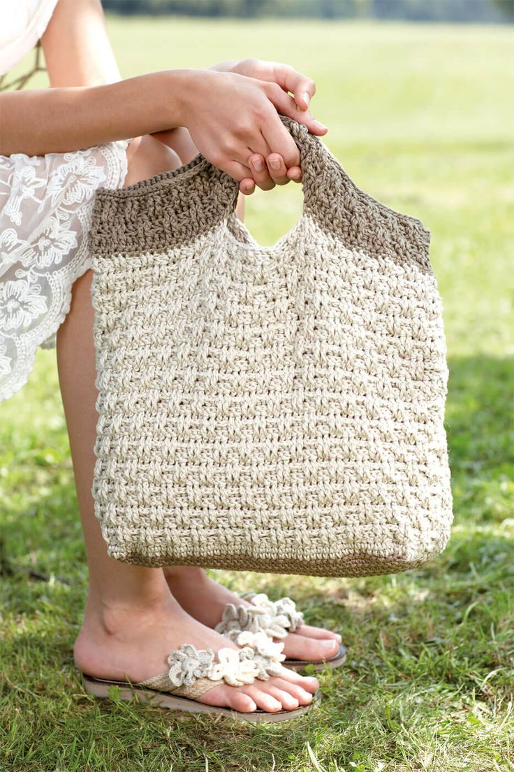95 best stricken/häckeln images on Pinterest | Crochet tote, Crochet ...