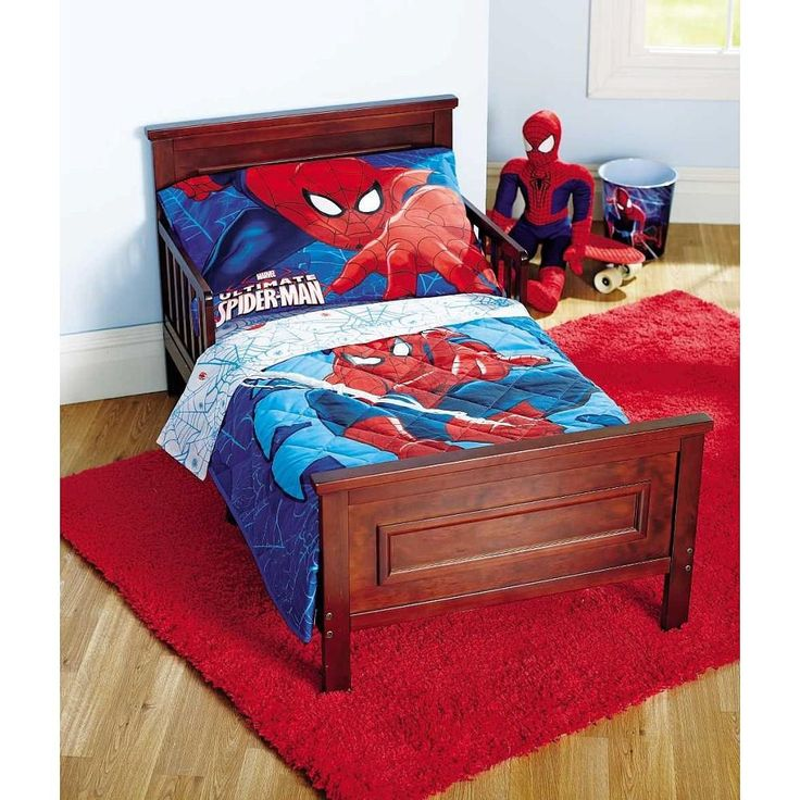 Cheap Spiderman Bedroom Decor
