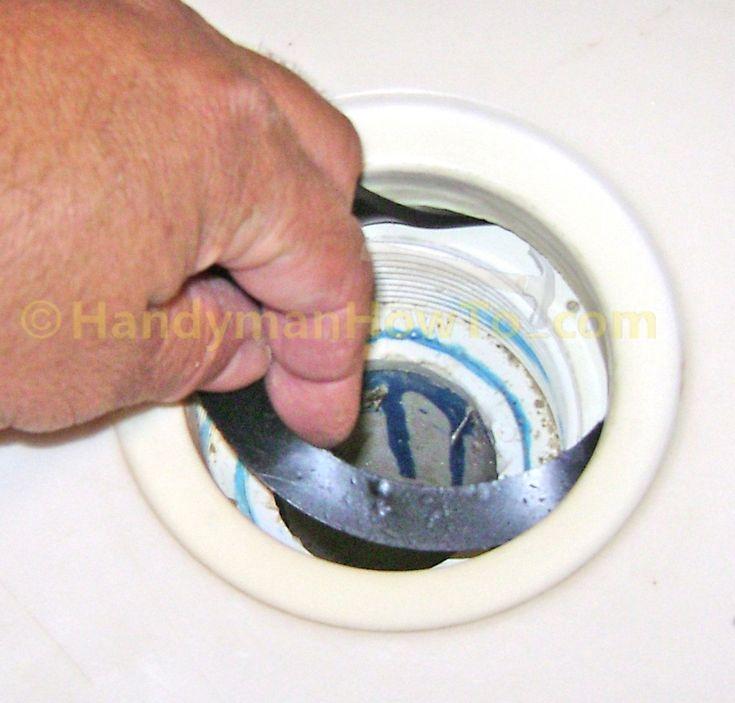 Leaking Shower Pan Fix