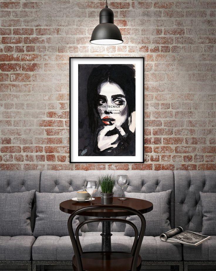 Perla - Fine Art print, Ready to print, affordable ART by LaylaOzArt on Etsy