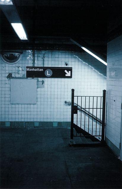 SUBWAY STATION | NEW YORK CITY | USA: *New York City Subway*