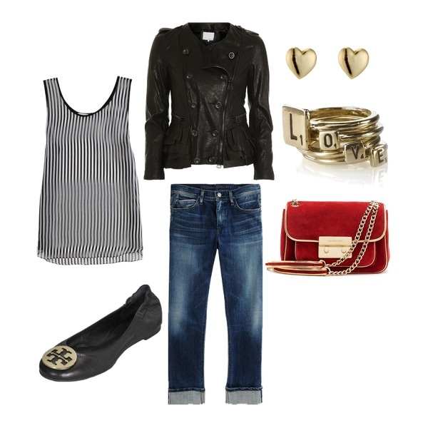 Womenu0026#39;s outfit ideas - laid back date night - dinner and a ...