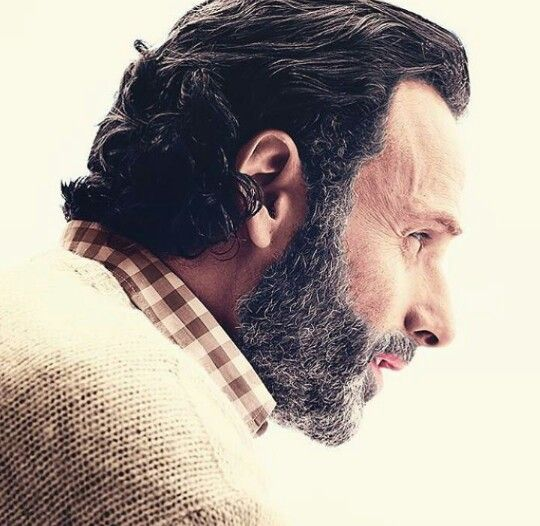 Andrew Lincoln. omg i'm falling for you <3