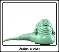 Jabba, el Hutt / LEGO Star Wars