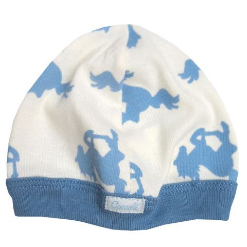 Coccoli Horse Hat #B3535-288 (Nb-12m)   bean sprout