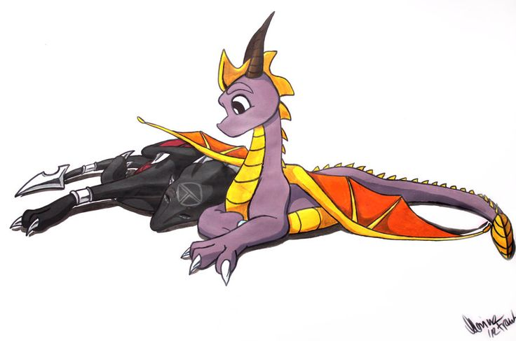 The Legend of Spyro • Spyro and Cynder