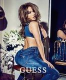 Jennifer Lopez Is Serving the World Her Booty on a Silver Platter, and We Are So Here For It https://www.popsugar.com/fashion/Jennifer-Lopez-Guess-Campaign-Spring-2018-44312559