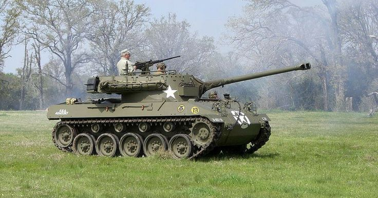 The American M18 Hellcat Was The Fastest and The Deadliest Allied Tank Destroyer In WW2