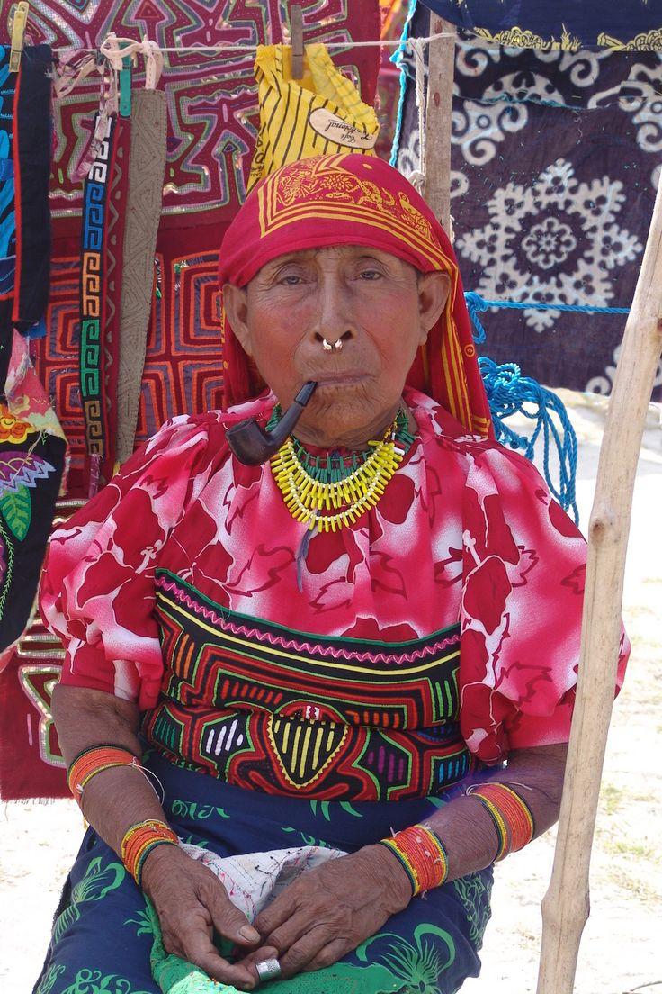 Kuna Native. Discovering the Darien National Park in Panama. #Panama
