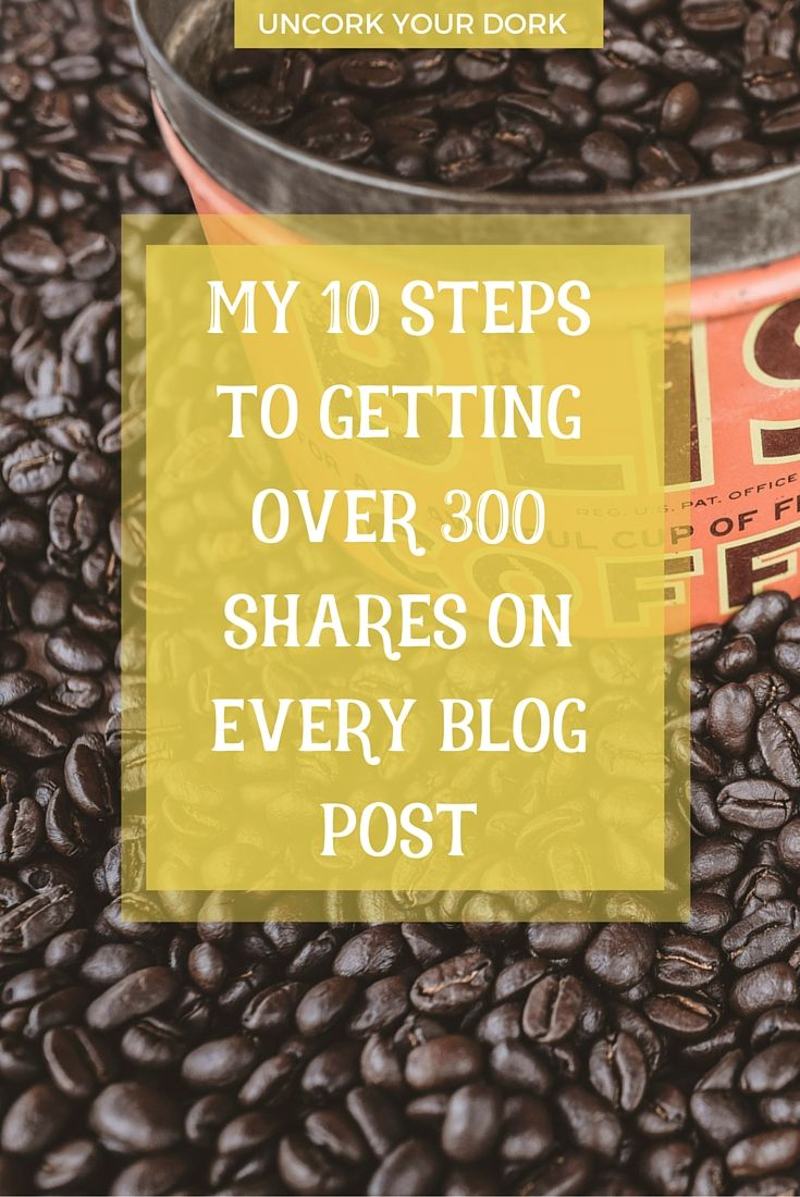 If you're struggling to get organic shares on your posts, check out these tips that have increased my shares by 300 on almost all of my posts...and over a thousand shares on more than a few! Click the image to read the article and get the downloads!