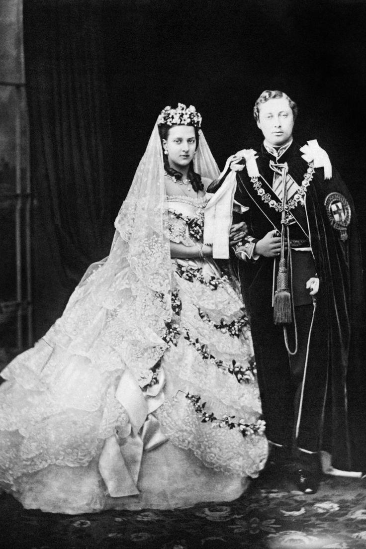 Royal weddings photos through the years bridesmagazine for British royal wedding dresses