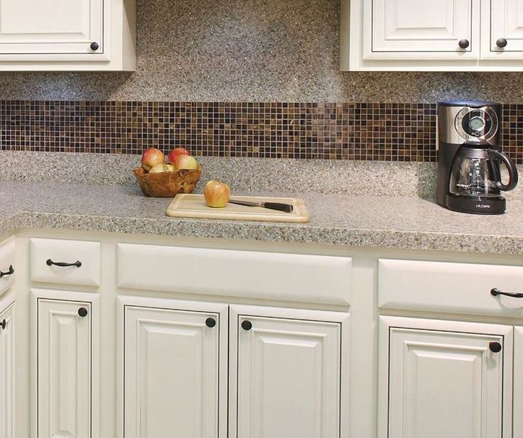 Granite countertop and cabinet refacing by granite for Can you use kitchen cabinets in bathrooms