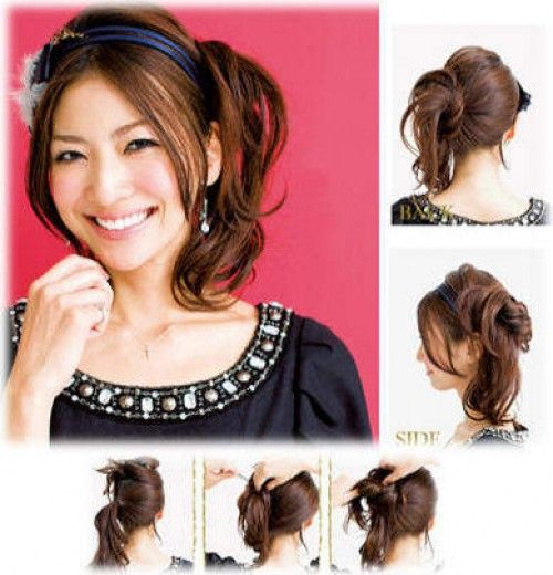 Top 25 Simple And Easy Elegant Hairstyles Styles At Life