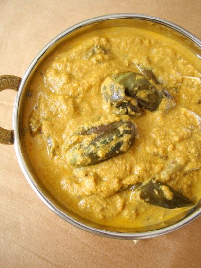 46 best cuisine andhra images on pinterest indian recipes vankaya nuvvula masala brinjals in sesame sauce vegetarian eggplant recipesindian forumfinder