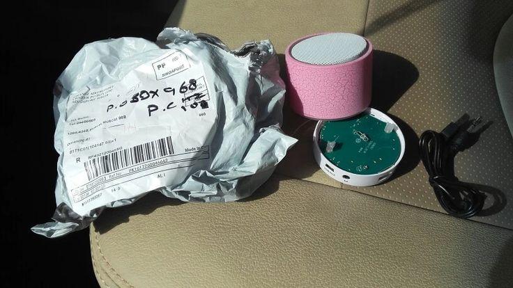 Hands-free mini bluetooth speaker música caixa de som portátil subwoofer speaker para telefone computador led alto-falantes sem fio bluetooth Loja Online | aliexpress móvel