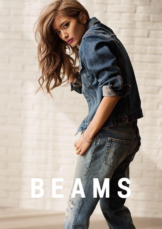 Ray BEAMS women15ss