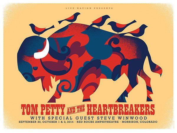 Tom Petty And The Heartbreakers - Steve Winwood