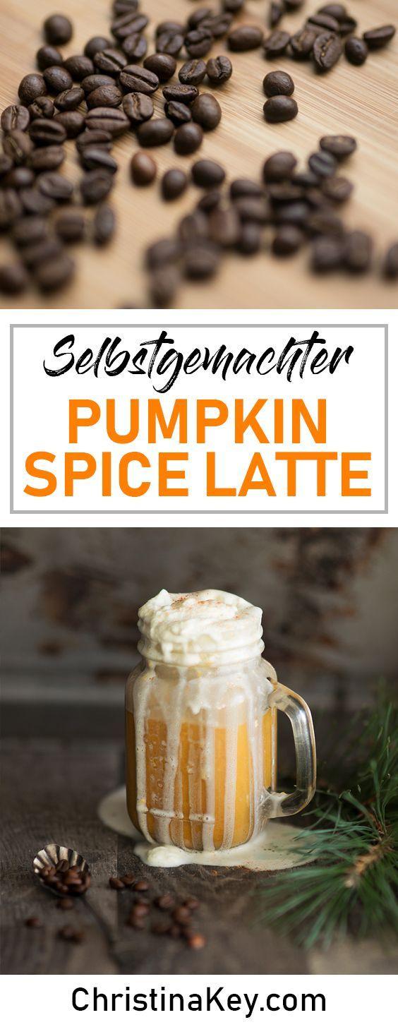 Bestes Pumpkin Spice Latte Rezept