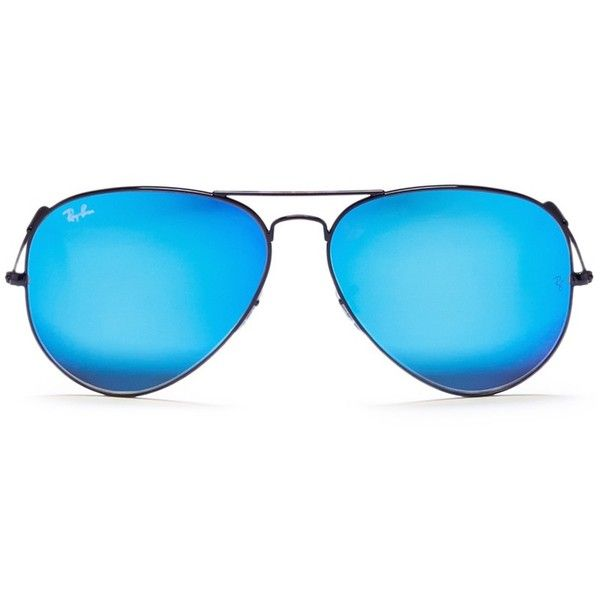 Ray-Ban 'Aviator Large Metal' gradient mirror sunglasses (€185) ❤ liked on Polyvore featuring men's fashion, men's accessories, men's eyewear, men's sunglasses, black, mens aviator sunglasses, mens mirrored aviator sunglasses, men's mirrored sunglasses, mens gradient sunglasses and ray ban mens sunglasses
