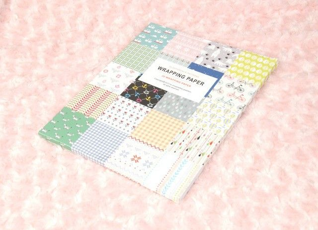 Pastel Wrapping Paper Collection