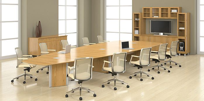 Conference Table From Dauphin Conference Room