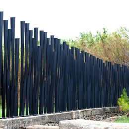 Clôtures : Clôtures espaces verts - Bambu