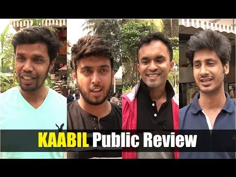 WATCH Public Review of KAABIL | Hrithik Roshan, Yami Gautam. Click here to see the full video >>> https://youtu.be/R8QTqSp_cEE #kaabil #hrithikroshan #yamigautam #bollywood #bollywoodnews #bollywoodnewsvilla