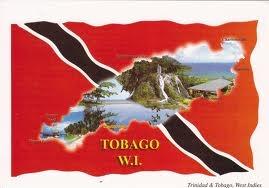 Trinidad and Tobago - Map of Tobago Island