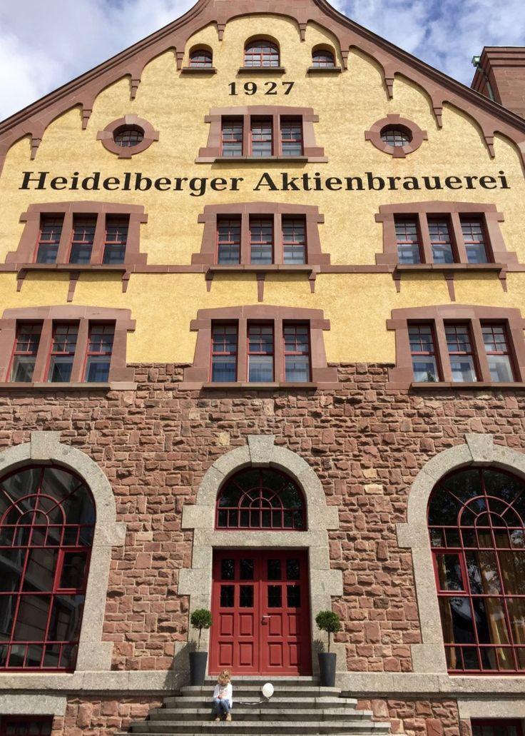 Unser Hotel in Heidelberg: Das NH Hotel Heidelberg, die einstige Heidelberger Aktienbrauerei. Nur zwei Straßenbahnstationen vom Zentrum entfernt.
