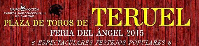 torodigital: FESTEJOS TAURINOS POPULARES EN TERUEL