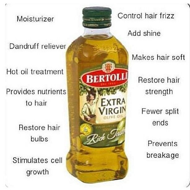 Olive Oil For Natural Curly Hair